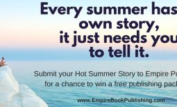 Hot Summer Sizzling Manuscripts  Submission