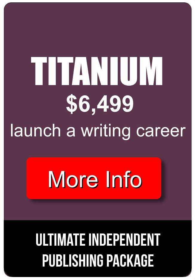 titanium book publishing